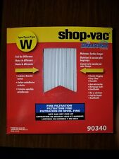 Shop Vac 9034000 Cleanstream Filter Type W