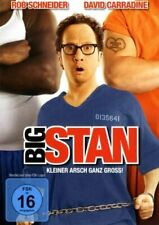 BIG STAN DVD David Carradine Rob Schneider Original UK Compatible Release New R2