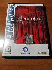 Resident evil 4 PC ITA