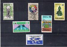 Nigeria Valores del año 1970-85 (DK-141)