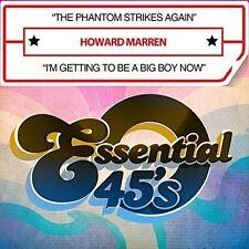 Howard Marren - Phantom Strikes Again / I'm Getting to Be a Big [New CD] Manufac