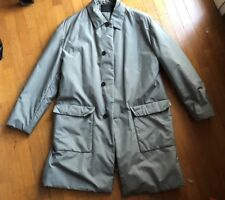 Soprabito PRADA MILANO tg.M PURA SETA 50% SALE giacca cappotto overcoat jacket