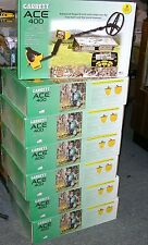 GARRETT ACE 400 METAL DETECTOR WITH FREE INTRODUCTORY PACK