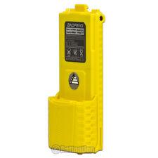 BAOFENG  BL-5L 3800mAh 7.4V Extended Li-Ion Battery for UV-5R Radio YELLOW