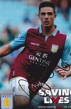 Ciaran Clark (Newcastle United, Aston Villa & Ireland) signed photograph