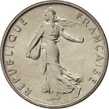 Monnaies, France, Semeuse, 1/2 Franc, 1972, Paris, SPL, Nickel, KM:931.1 #99530