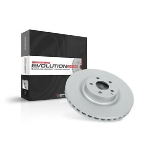 Power Stop JBR1311EVC Evolution Coated Rotor Front For 08-14 Scion xD NEW