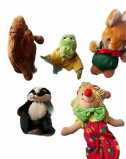 Mixed Joblot of 5 Small Soft Toys & 1 Soft Toy Keyring