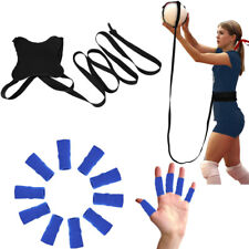 Volleyball Training Equipment Aid - Practice Your Serving, Setting & Spiking 2M