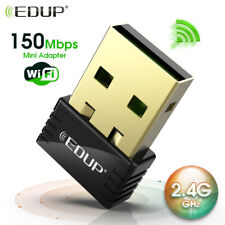 EDUP USB Wireless Wifi Adapter 150Mbps Wi-fi Receiver 802.11n for Windows Mac