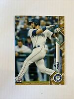 2020 Topps Series 1 Factory Set Seattle Mariners Austin Nola Rookie Card #38 RC