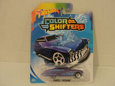 Hot Wheels Color Shifters Purple Passion