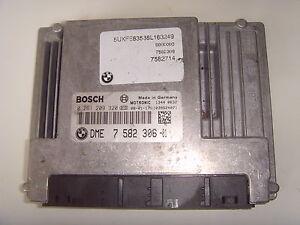 BMW E60/E61/E63/E64/E65/E66/E67 DME MODULE 7549700