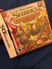 Shrek - Carnival Craze Party Games DS