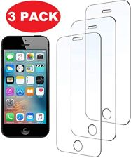 Screen Protector For Apple Iphone 5S 5 SE 5C ?100% Genuine Tempered Glass