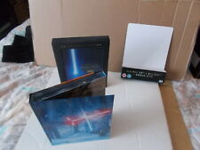 STAR WARS THE FORCE AWAKENS BLU-RAY 3D + BLU-RAY + BONUS DISC,COLLECTORS EDITION