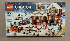 LEGO 10245 Santa's Workshop Retired Set - New Sealed