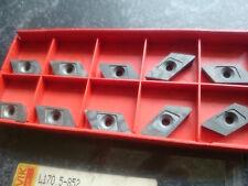 10 SANDVIK SHIMS / anvils / SEDILI L170 5-852 (unterlegplatten)