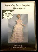 Beginning Lace Draping DVD and BOOK combo