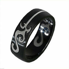 Handgefertigte Modeschmuck-Ringe im Band-Stil