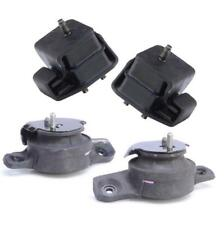 Front & Rear 4pc Engine Motor Mounts for Subaru Outback 2.5L 2000-2004