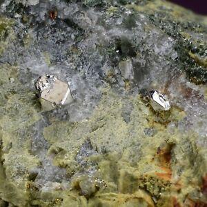 Sperrylite  Broken Hammer Property, Val Caron, Sadbury, Ontario, Canada 911006