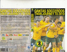 Qantas Socceroos Their Journey To 2010-Australia VS Japan-Soccer Socceroos-DVD