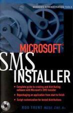 Microsoft SMS Installer (Book/CD-ROM package) Trent, Rod Paperback