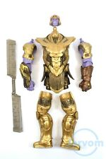 """Marvel Legends 6"""" inch Build a Figure BAF Armored Thanos Individual Parts"""