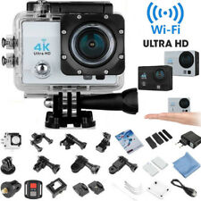 4K Action Camera CAM telecomando HD 12MP Videocamera Fotocamera wifi waterproof