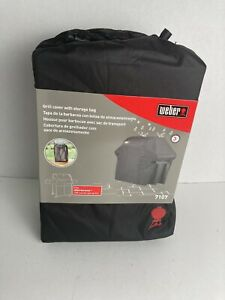 Weber 7107 Grill Cover (44in X 60in) with Storage Bag for Genesis 300 Gas Grills