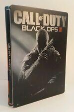 Call Of Duty:Black Ops II 2 Collectible Steelbook Futureshop Exclusive NO GAME