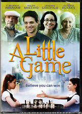 A LITTLE GAME The MOVIE on DVD of CHILDRENS Kids FAMILY Drama COMEDY Chess VIDEO