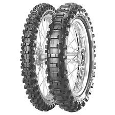 Coppia gomme pneumatici Pirelli Scorpion PRO FIM 90/90-21 54M 140/80-18 70M