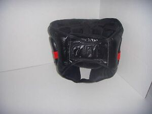 New, Head Protector in Leather, Fast Shipping.