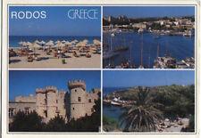 Cartolina ANTICA-Rodos Greece