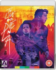 To Live and Die in LA Blu-Ray + DVD NEW BLU-RAY (FCD1384)