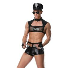Police outfit, Sexy Cop costume, stagnight Hen night, Party Clubwear Size M