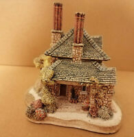 E* Lilliput Lane Cottages Diamond Cottage building handmade sculpture house