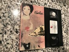 FEARLESS aka MAGNUM COP NEW WORLD VIDEO VHS 1978 JOAN COLLINS ITALIAN THRILLER!