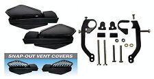 Powermadd Black / Black Star Handguards & Mount Kit Off-Road Motorcycles & ATV's
