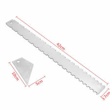 Guitar Neck (Notched) Aluminum Straight Edge And Fret Rocker- Luthier Tools