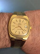 USED 1973 OMEGA SEAMASTER  DAYDATE CAL:1012 AUTO MAN'S WATCH