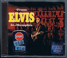 ELVIS PRESLEY FROM ELVIS IN MEMPHIS CD F.C. NUOVO SIGILLATO!!!
