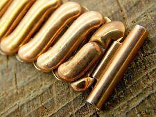 Kreisler Vintage Rose Gold Filled Expansion Watch Band 16mm Mens NOS Unused