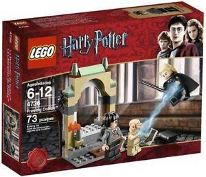 Lego Harry Potter Freeing Dobby 4736 New & Sealed
