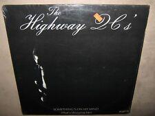 HIGHWAY QC's Something's On My Mind FACTORY SEALED New Vinyl LP 1983 SL-14707