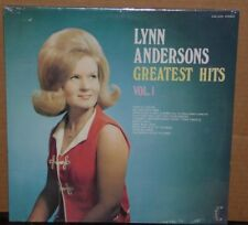 Lynn Anderson Greatest Hits Vol 1 NEW SEALED vinyl LP record andersons CHART