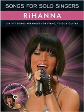 Rihanna (Songs for Solo Singers), New, Rihanna Book