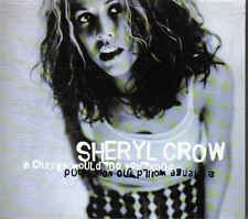 Sheryl Crow-A Change Would Do you good cd maxi single incl picturecards